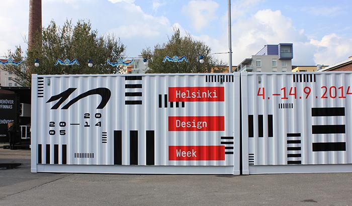 Helsinki Design Week 2014