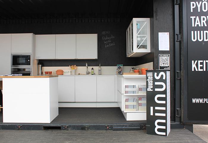 Puustelli Miinus kitchen