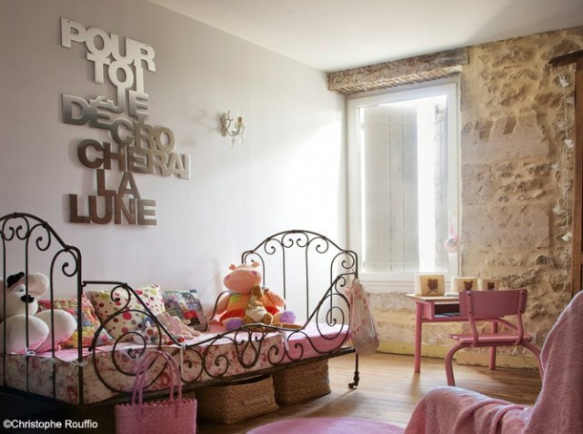 6 jolies lampes pour la chambre de baby girl frenchy fancy. Black Bedroom Furniture Sets. Home Design Ideas