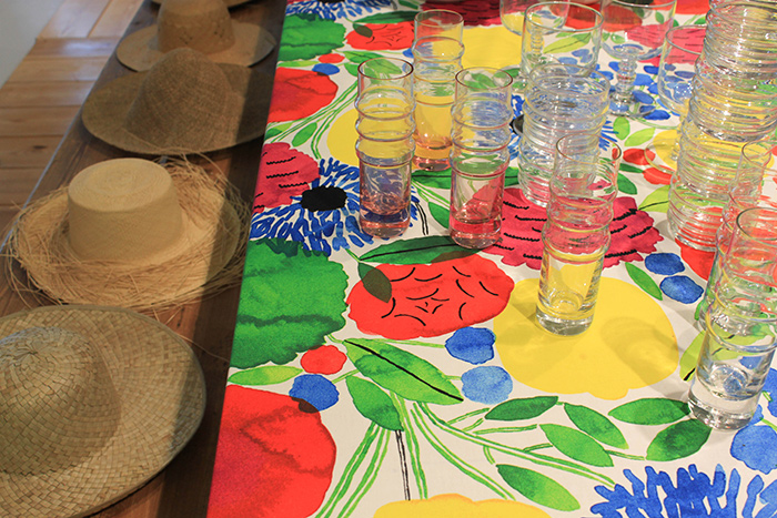 Art de la table design