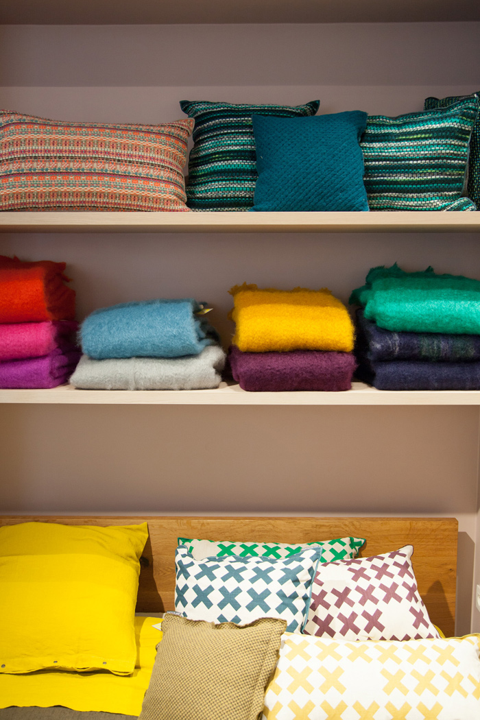 Textiles pour le maison