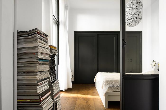 Pile de magazines décoration