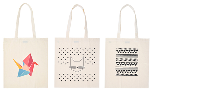 9 Jolis Tote Bags Pour Un Shopping Graphique Frenchy Fancy