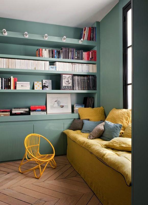 L 39 art de jouer avec les couleurs le bleu frenchy fancy for Deco couleur