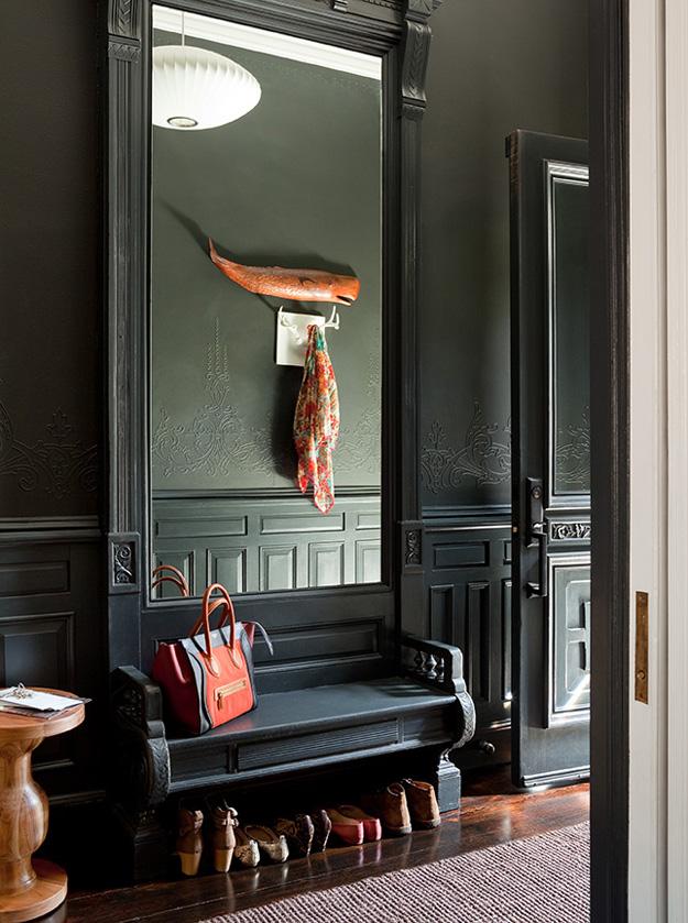 l 39 art de jouer avec les couleurs le kaki frenchy fancy. Black Bedroom Furniture Sets. Home Design Ideas
