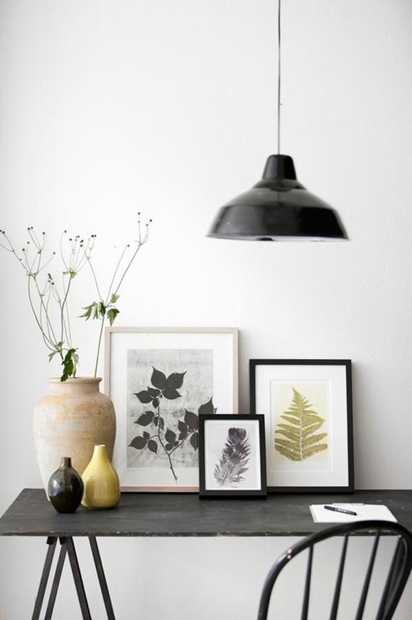 Les illustrations végétales de Pernille Folcarelli