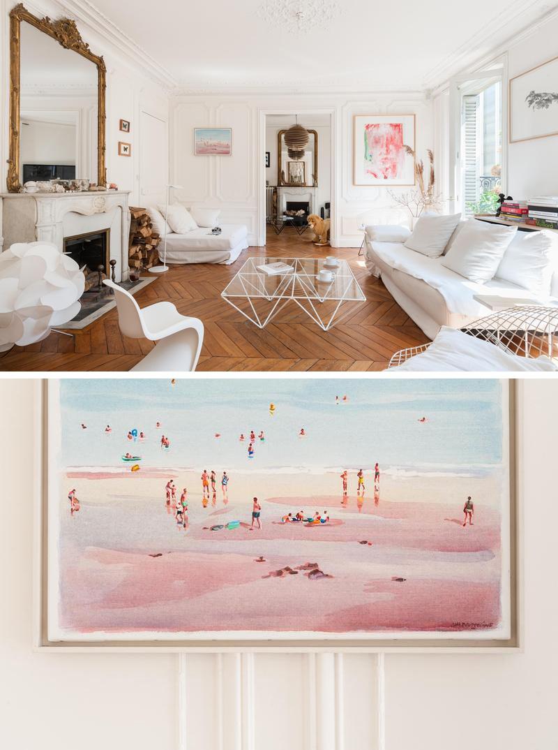 style haussmannien frenchy fancy. Black Bedroom Furniture Sets. Home Design Ideas