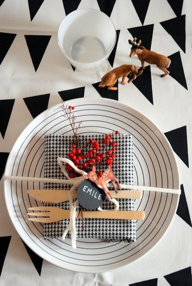 9 assiettes d co pour une jolie table frenchy fancy. Black Bedroom Furniture Sets. Home Design Ideas