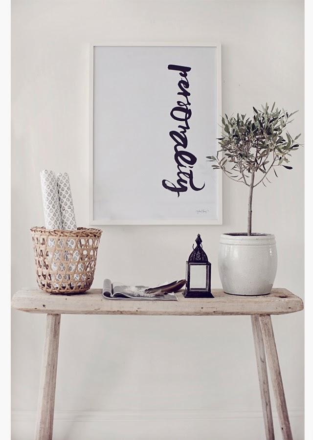 Tendance : les affiches typographiques d'Ylva Skarp