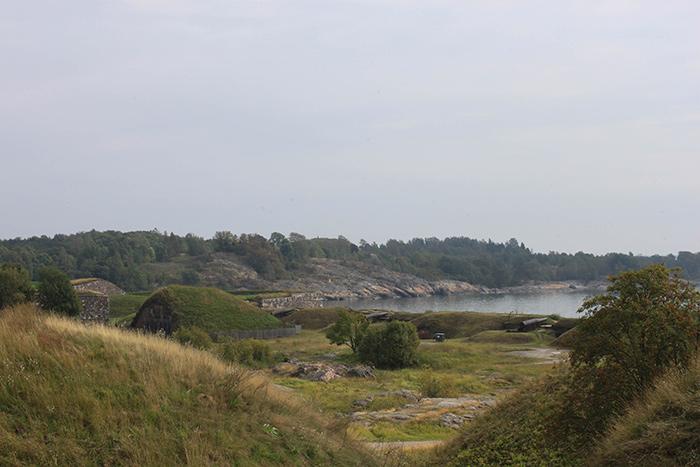 Paysages marins d'Helsinki