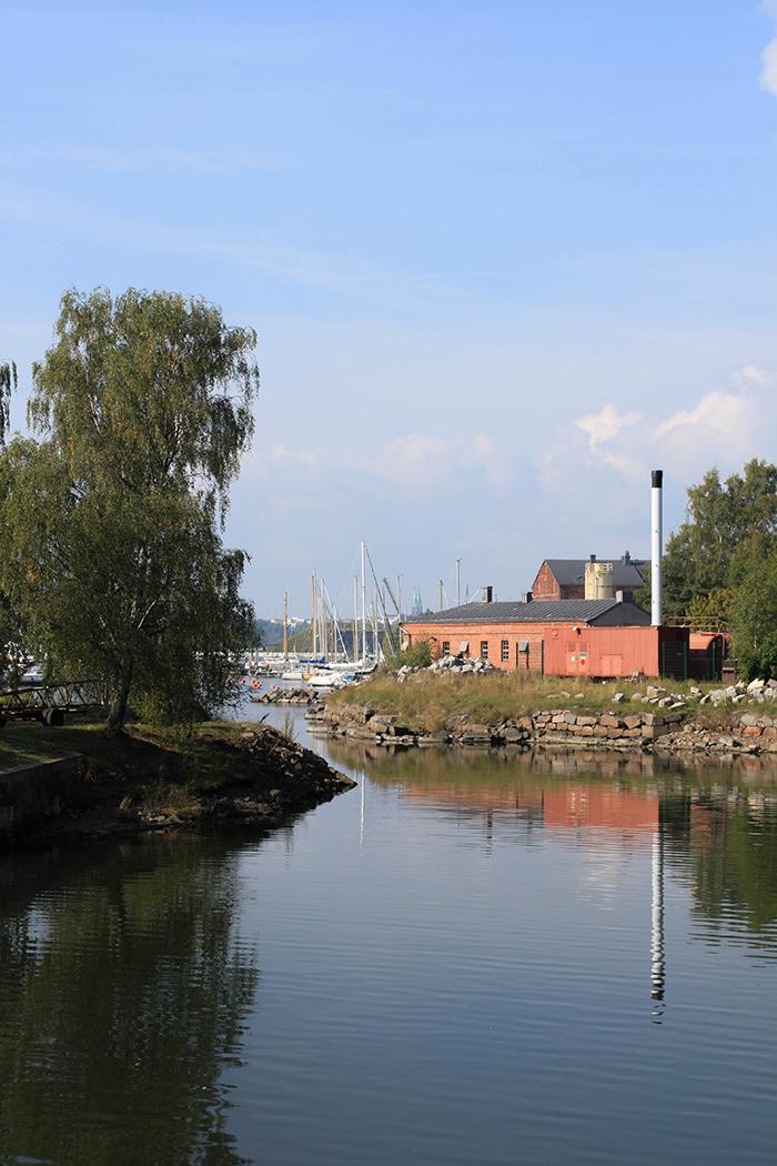 Helsinki, je suis tombée amoureuse des paysages de Suomenlinna