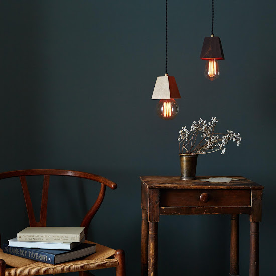 DIY luminaire en bois