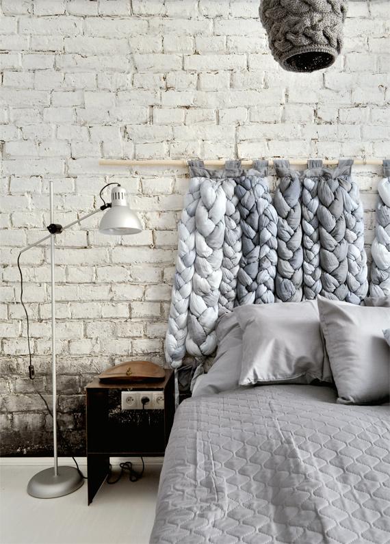 Idée tête de lit DIY