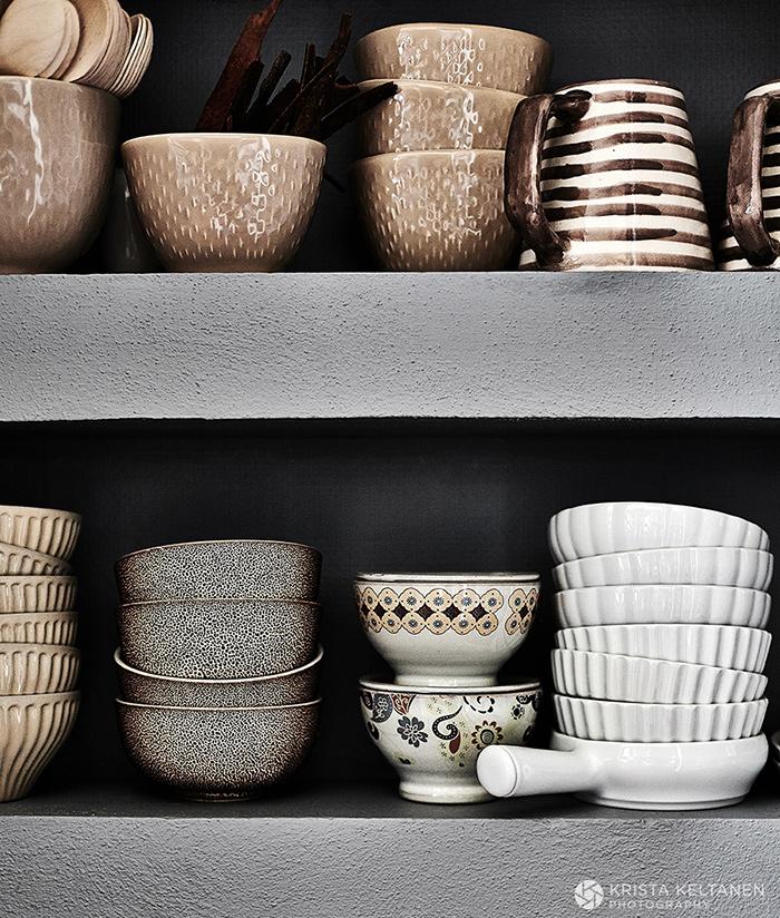 Collection de vaisselle