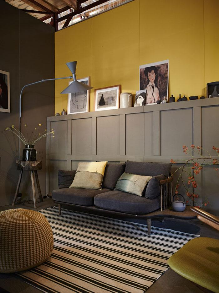 Best Chambre Couleur Taupe Et Jaune Gallery - Design Trends 2017 ...