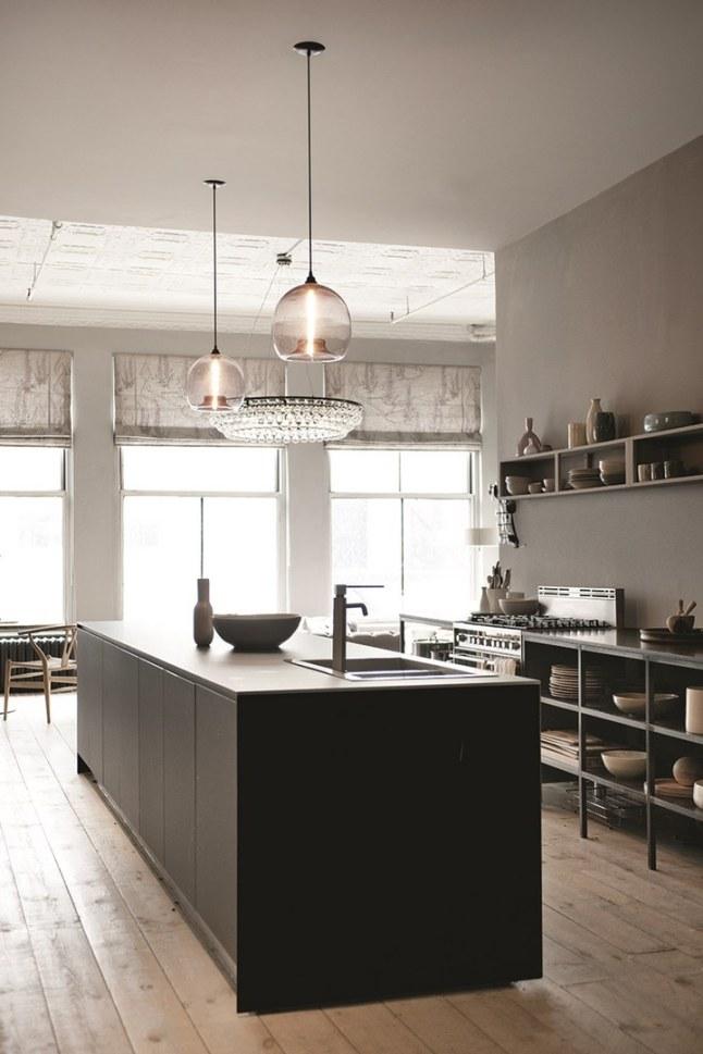 Inspiration : un îlot central dans la cuisine