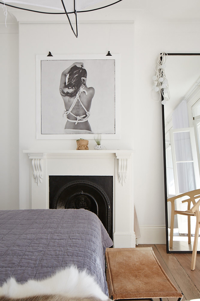 Chambre inspiration scandinave