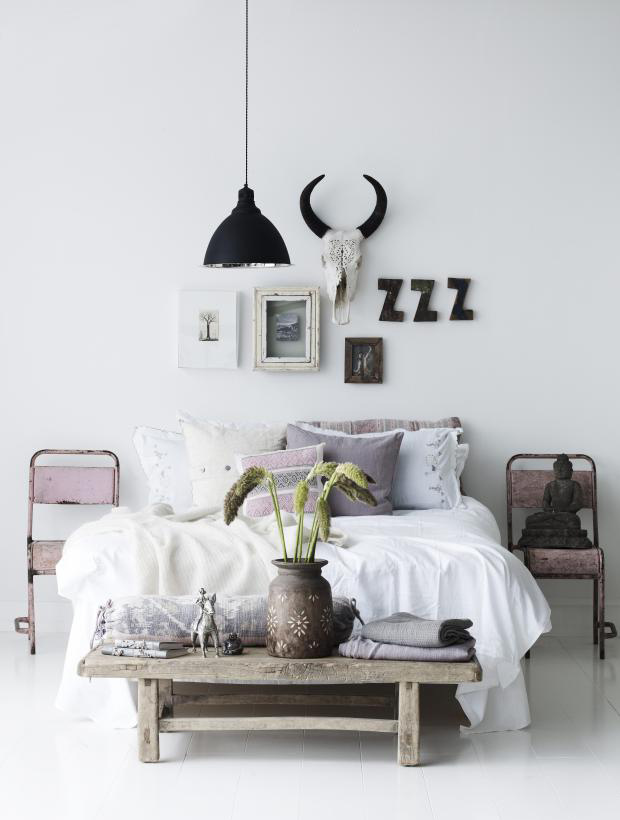 stylisme d co 3 id es pour am nager une chambre frenchy fancy. Black Bedroom Furniture Sets. Home Design Ideas
