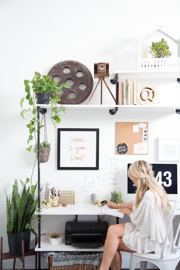 Aménager un coin bureau