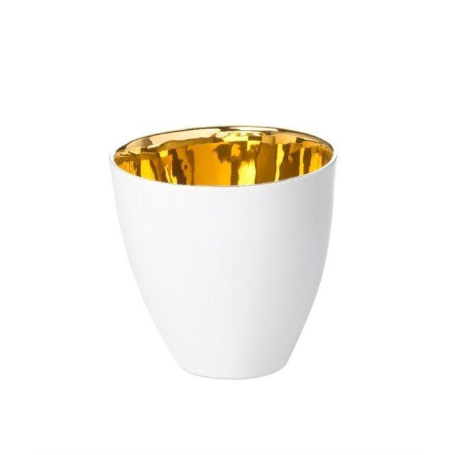Tasse design dorée by Tsé&Tsé