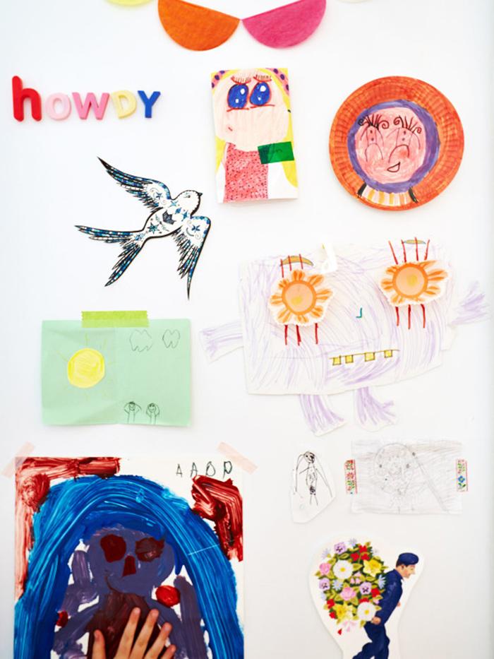 Décoration chambre d'enfants