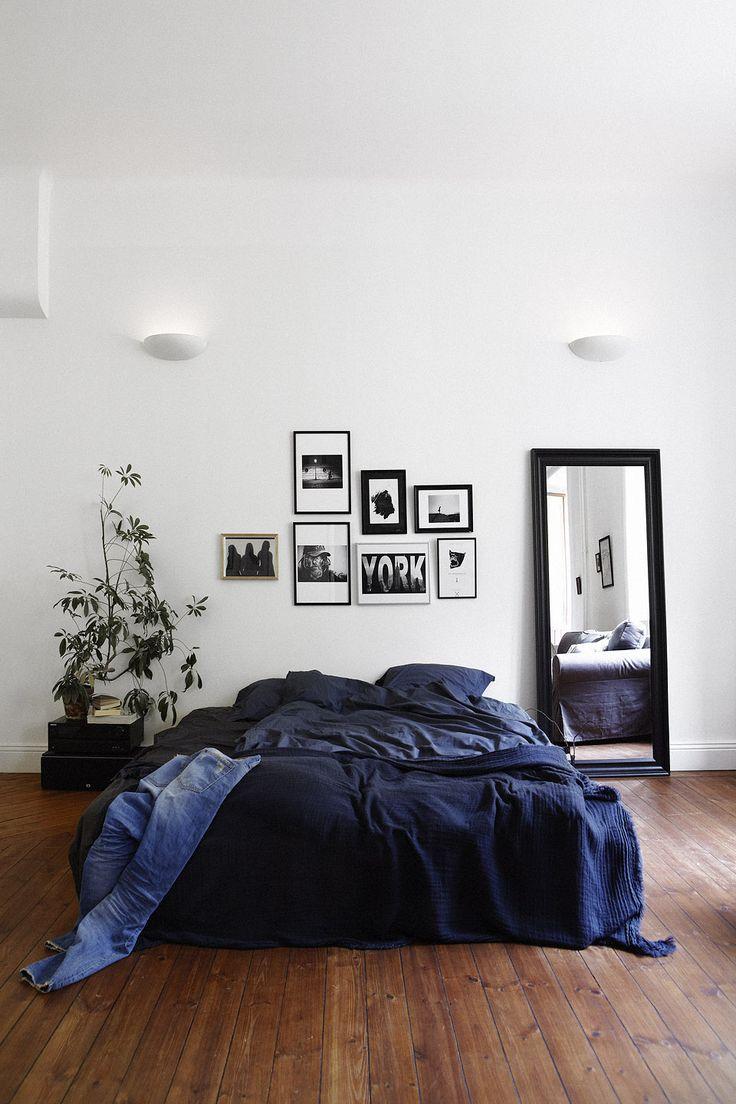Chambre inspiration nordique