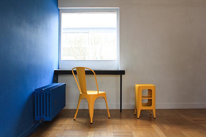 la villa savoye x tolix frenchy fancy. Black Bedroom Furniture Sets. Home Design Ideas