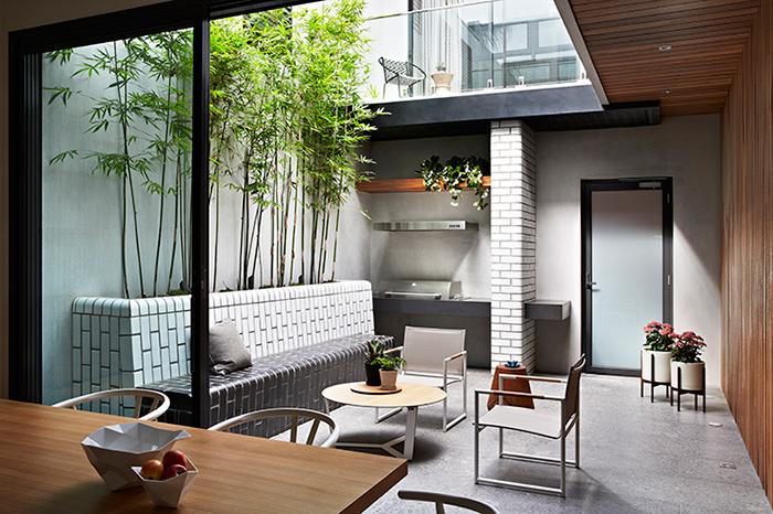 Aménager un patio