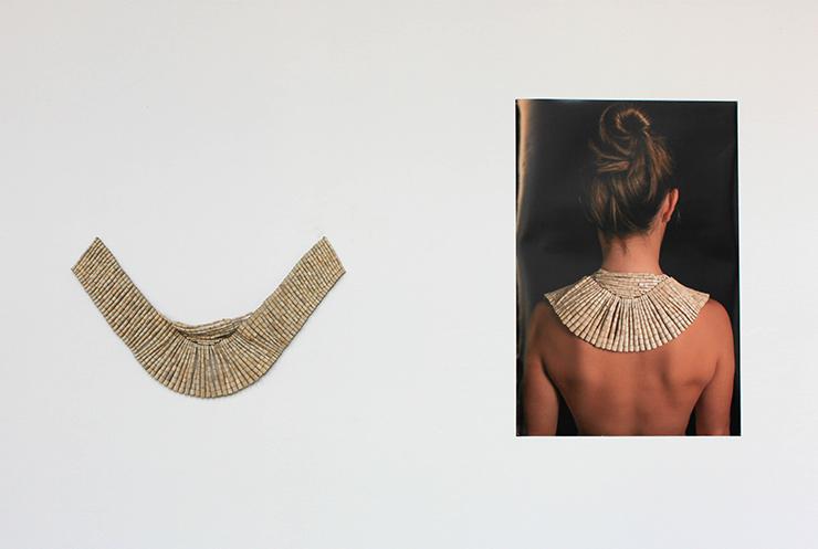 Collier de Léa Romiszvili