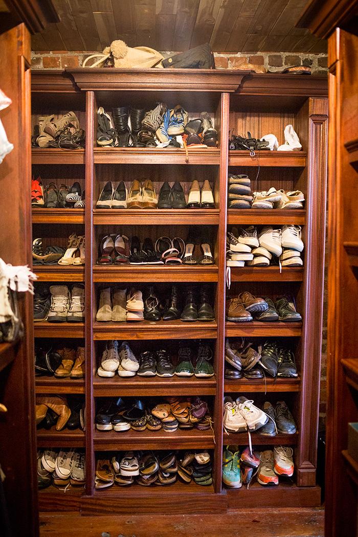 aménagement Shoesing femme