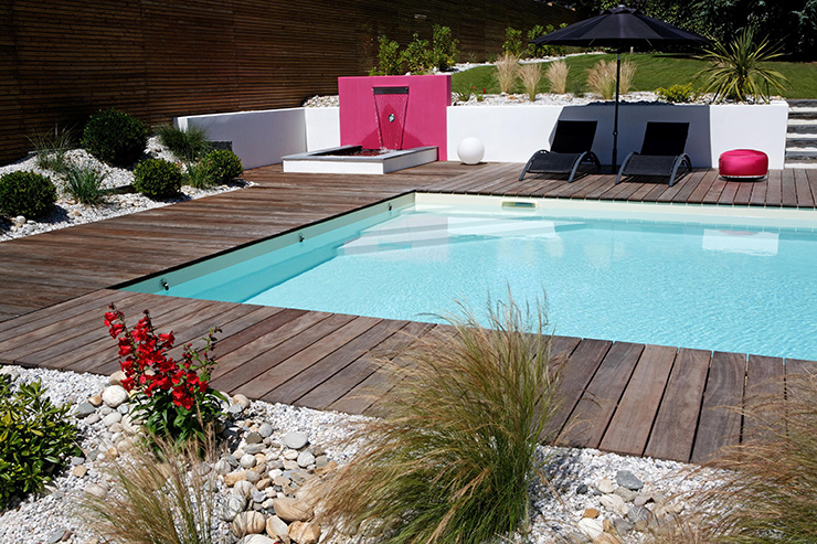 Inspiration s 39 am nager une terrasse de r ve frenchy fancy for Avoir une piscine
