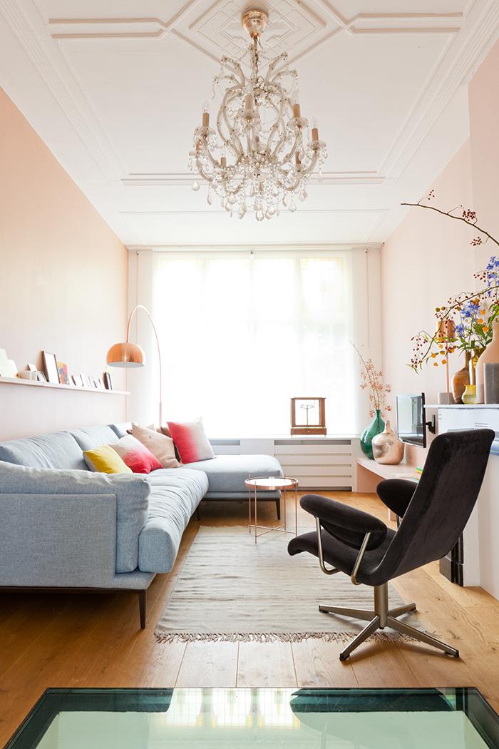 La vie en rose, une décoration d'intérieur pleine de douceur