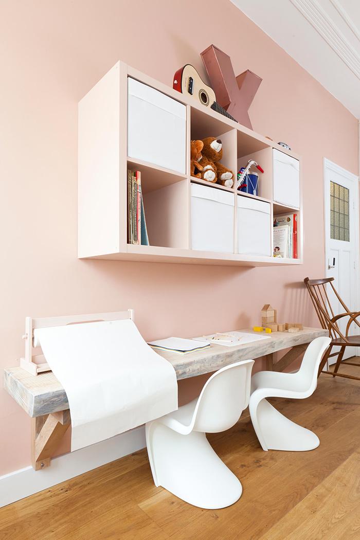 Mini chaises Pantone pour les enfants