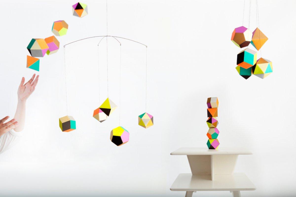 livingly des mobiles en papier po tiques frenchy fancy. Black Bedroom Furniture Sets. Home Design Ideas