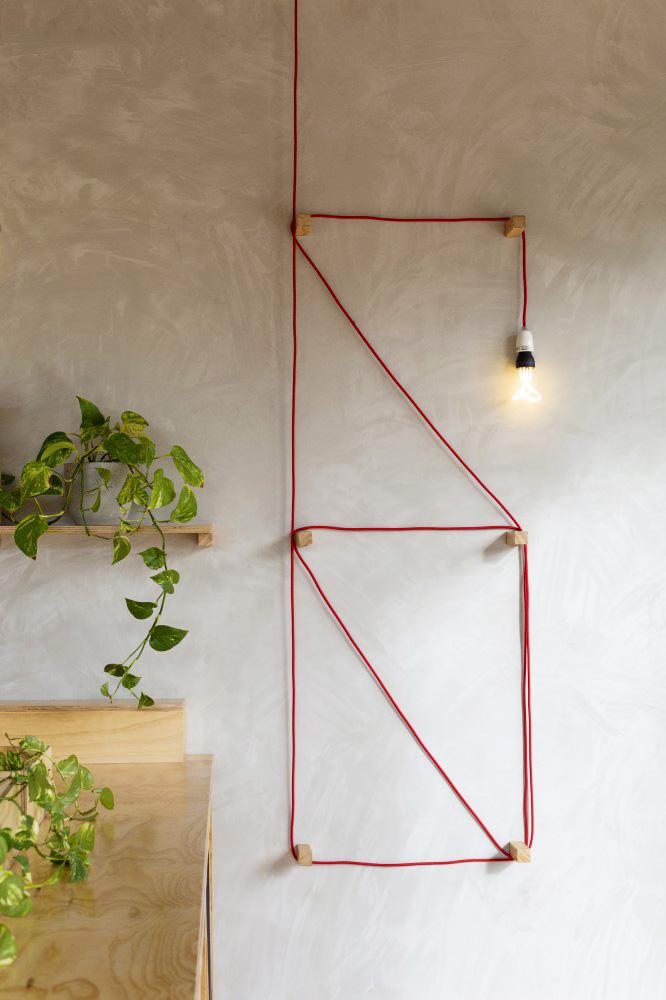 Idée DIY lampe baladeuse