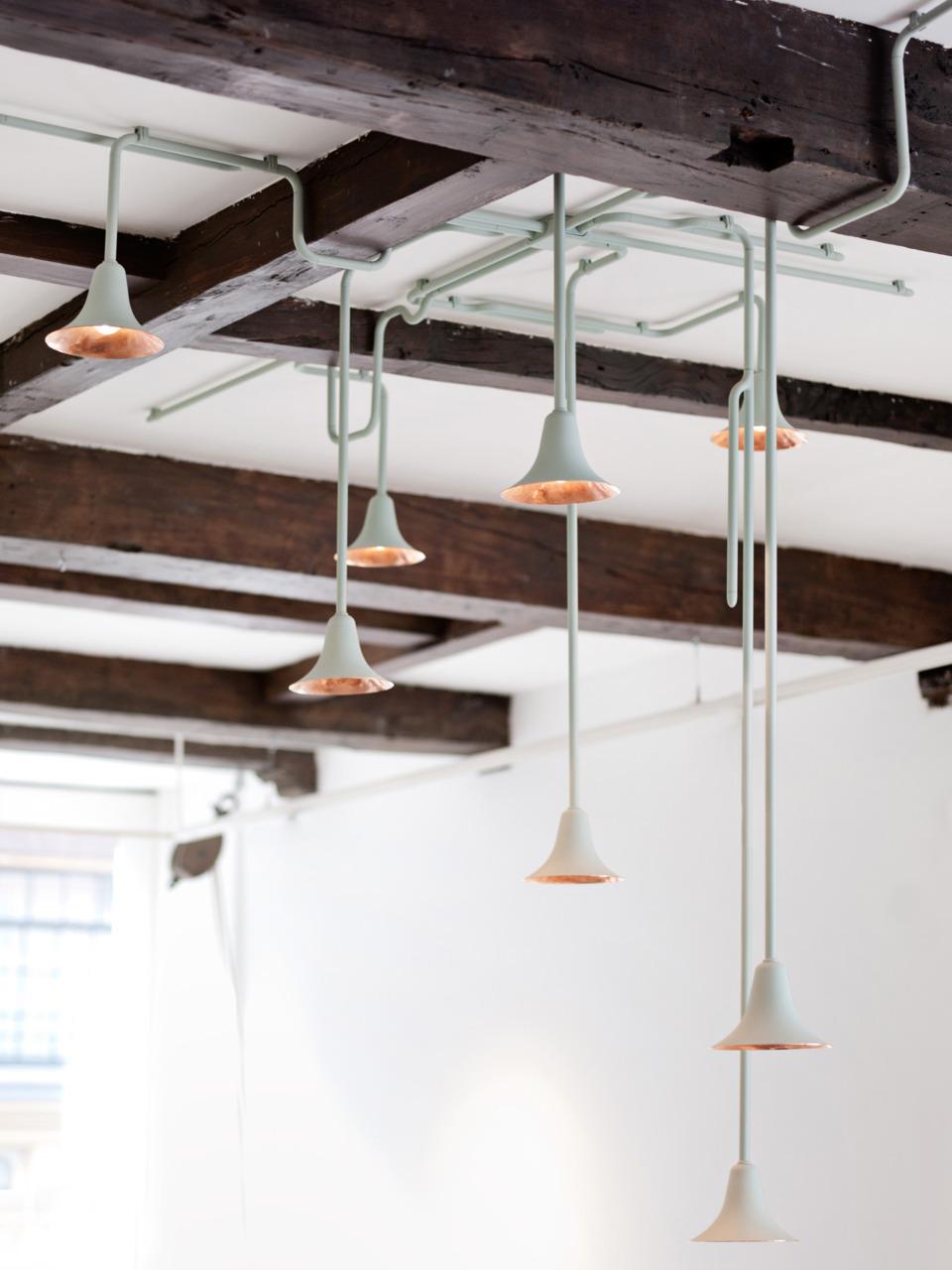 Luminaire industriel design