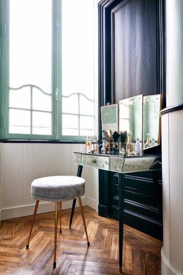 Appartement ancien design contemporain frenchy fancy for Interni parigini