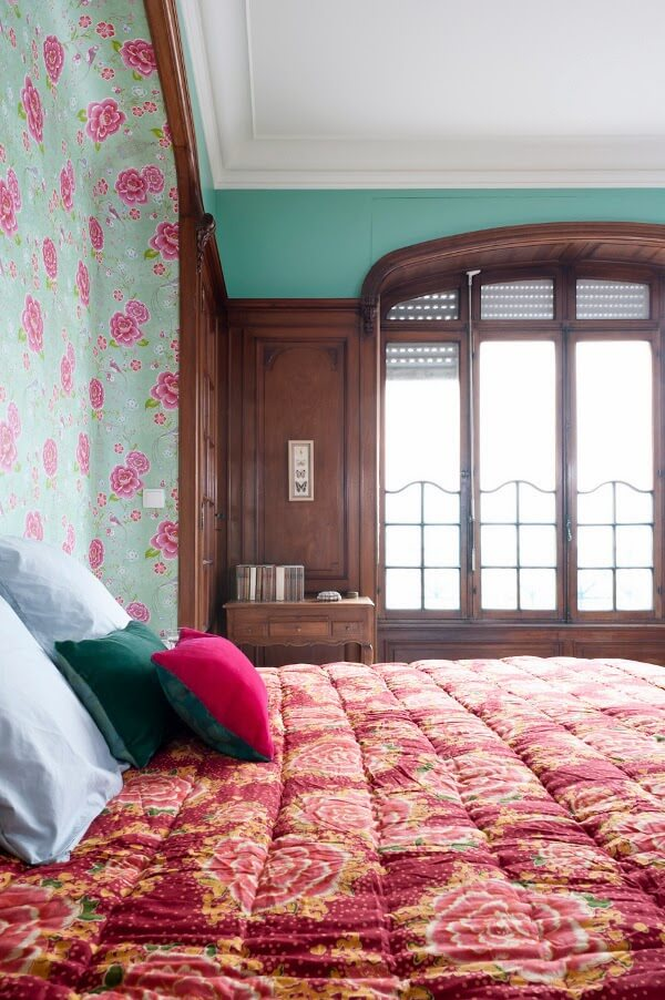 Un appartement ancien avec une décoration contemporaine à Bordeaux