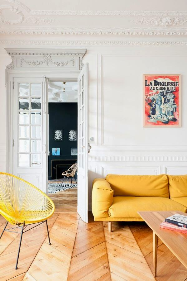 Appartement ancien & design contemporain - Frenchy Fancy