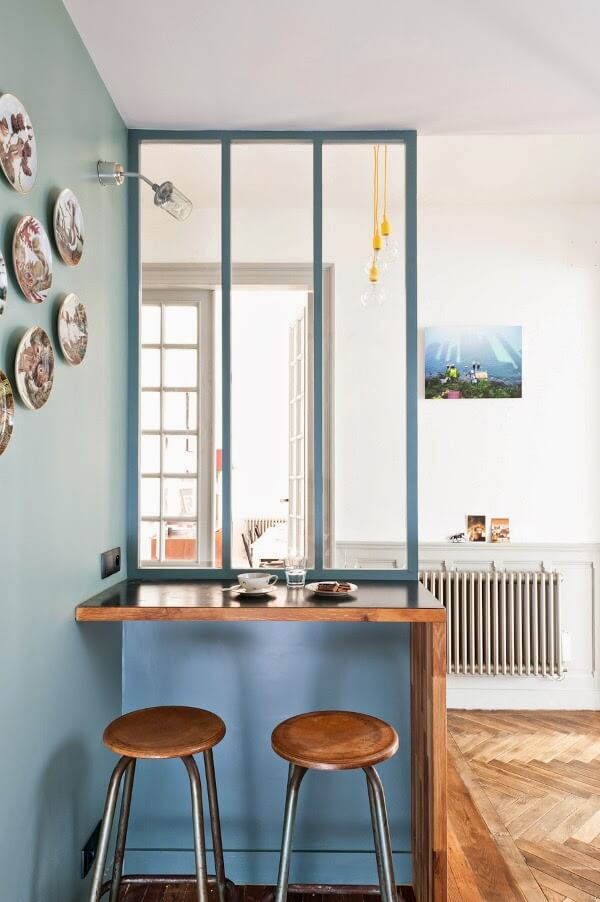 D co appartement style atelier - Idee deco huis interieur ...