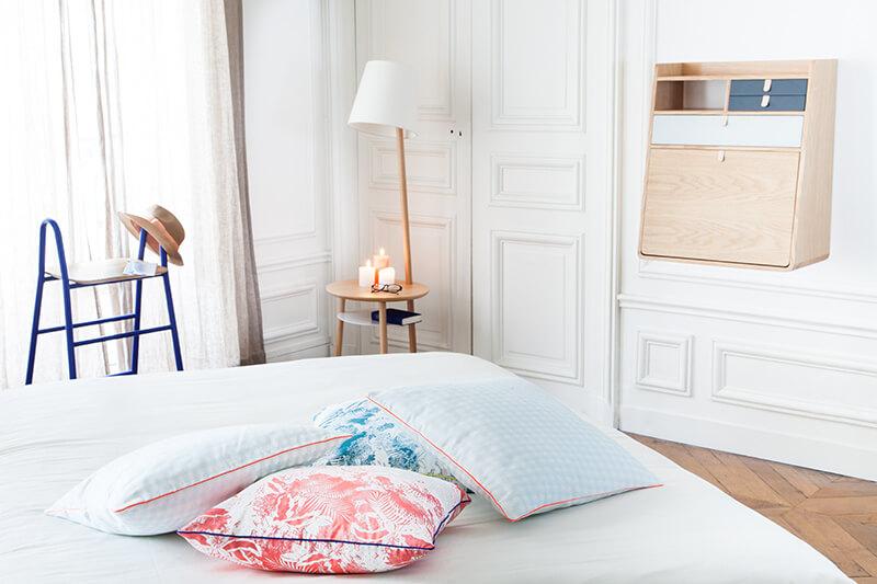 Chambre inspiration minimaliste