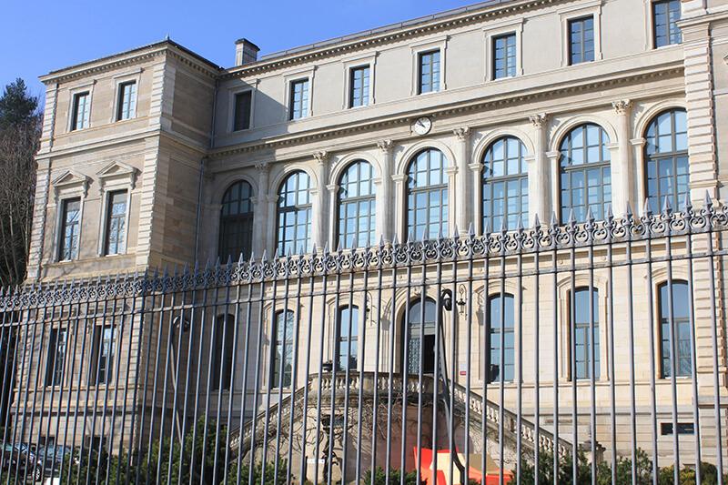 Bâtiment ancien à St Etienne