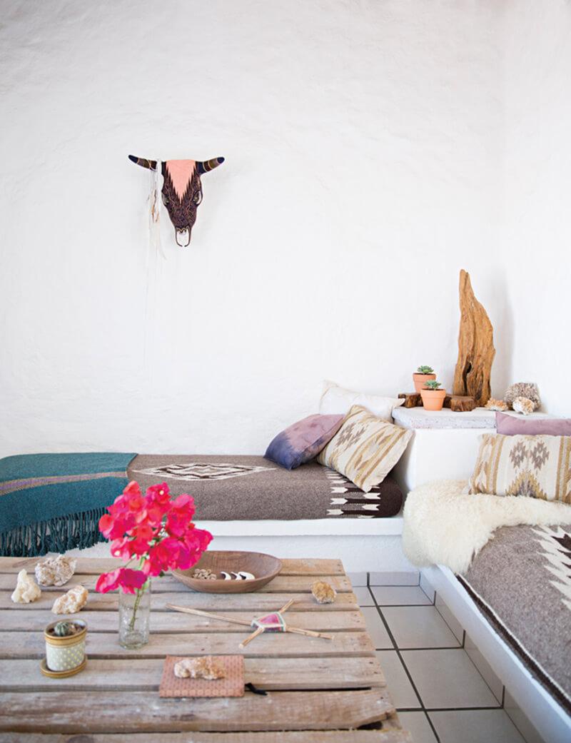 Inspiration Bohème Au Mexique Frenchy Fancy - Decor de chambre boheme a vendre