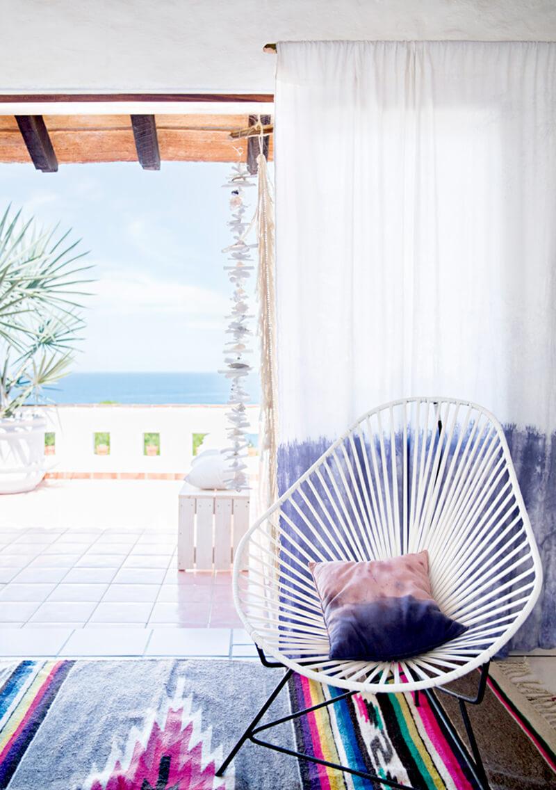 Tendance : les fauteuils acapulco