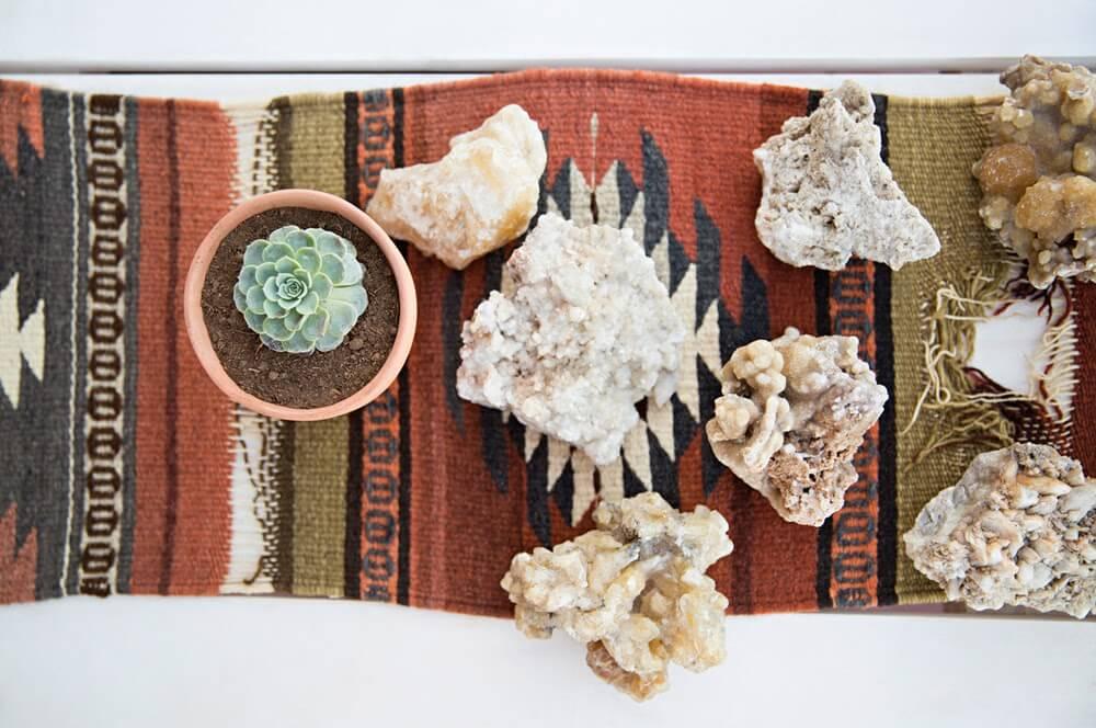 Tapis kilim style ethnique