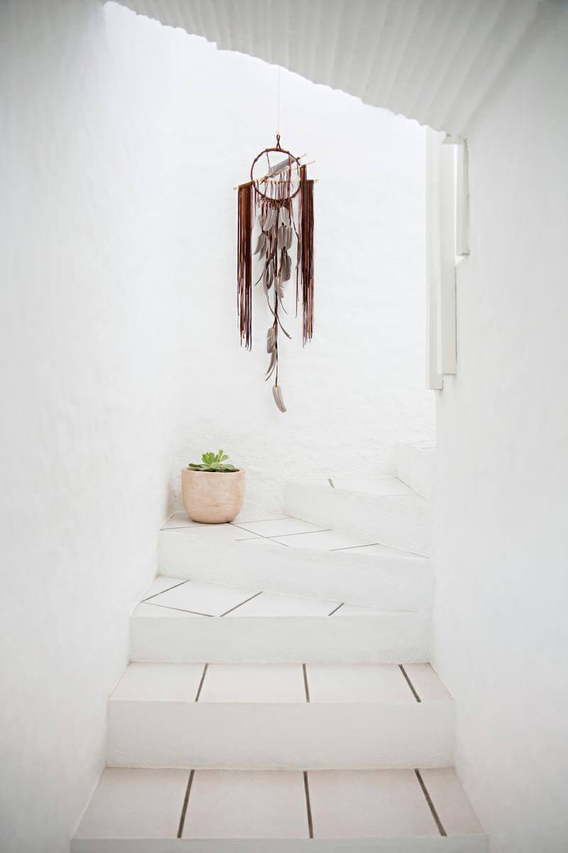 Maison de campagne moderne au Mexique