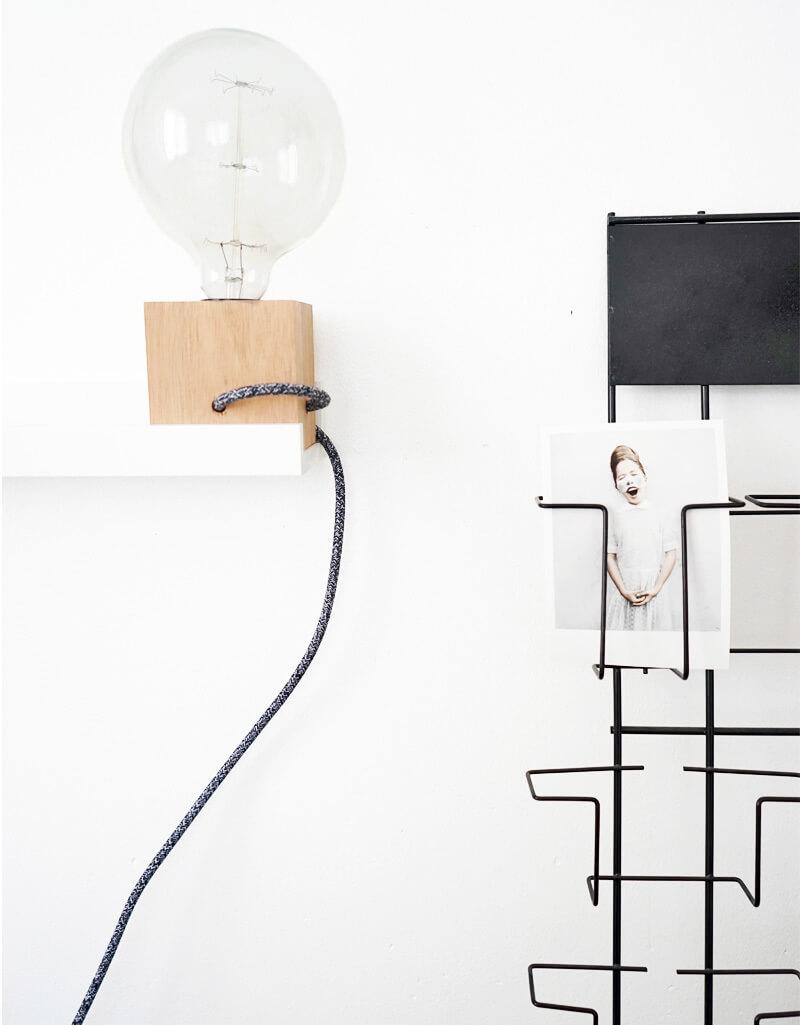 Shopping : les luminaires design en bois de chez La Nouvelle Bossa ♥