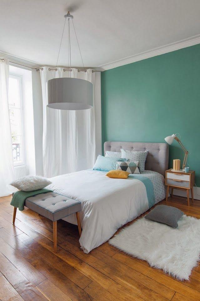 Mettre de la couleur dans la chambre à coucher