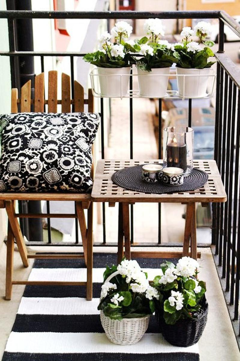 Shopping am nager son petit balcon d 39 appartement for Decoration balcon d appartement