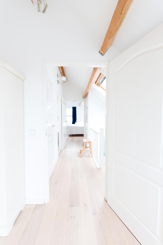 Un appartement plein de douceur à Rotterdam